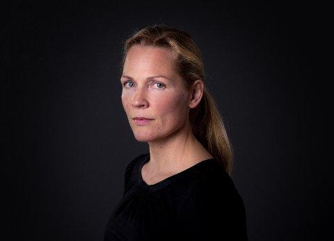 """LITTERÆR KJENDIS: Åsne Seierstad er en av deltakerne på programposten """"Kvinner i islam""""."""