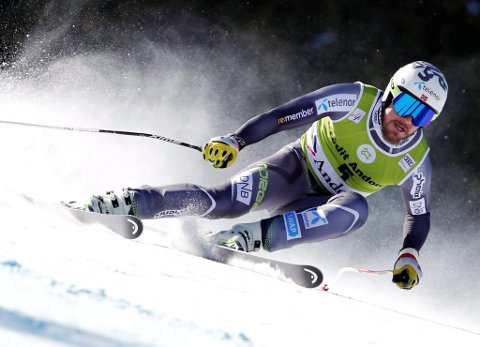 I mars er Kjetil Jansrud på plass i yndlingsbakken Kvitfjell for å kjempe om flere seire i OL-bakken fra 1994.