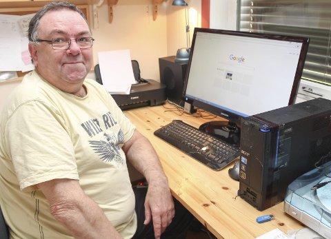 OPPGITT: - Slett kundeservice og ansvarsfraskrivelse, mener Kristian Nyhagen om Telenor.