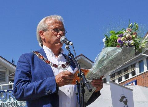 TJENTE MEST: Grans ordfører Willy Westhagen har lavest ordførergodtgjørelse på Hadeland, men tjente likevel mest av ordførerne på Hadeland i 2017.
