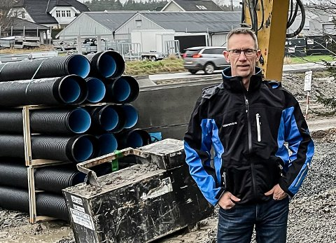 JUBILEUM: I 2020 var det 30 år siden Jan Olav Lindhaugen etablerte Lindhaugen AS.  I jubileumsåret omsatte bedriften for nesten 70 millioner kroner.