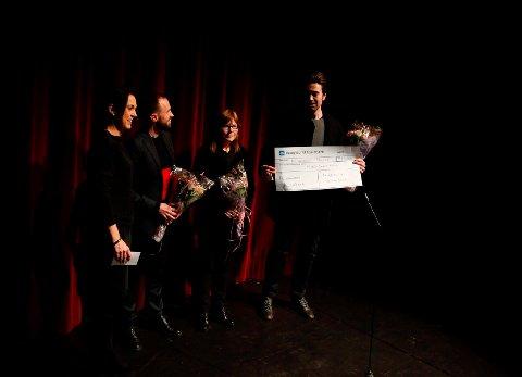 Haugesund kunstverk fikk Haugesund Sparebanks kulturpris