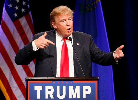 En rekke medier har allerede påvist faktafeil fra teamet til USAs ferske president Donald Trump.