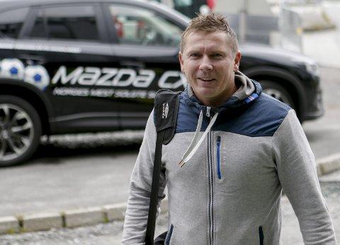IKKE PÅ FOTBALLEXTRA: Jostein Grindhaug.