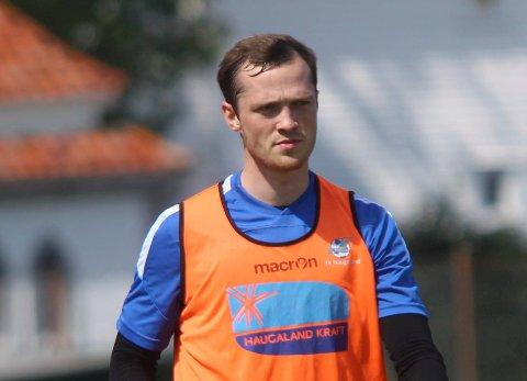 FORLATER FKH: FKH offentliggjorde lørdag kveld at Kristoffer Haraldseid forlater FKH. Vatsbuen er klar for eliteserierival Molde.