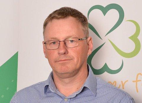 REAGERER: Vinje-ordfører Jon Rikard Kleven (Sp).
