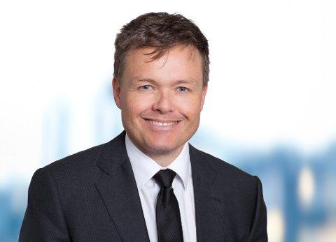 Advokat Espen Henrik Johansen fra Djerv Advokatfirma AS.