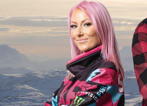 I TV 2s nye dokusåpe «Sledheads – et snøskuterliv» blir vi kjent med frikjører, Maria Sandberg, som lever og ånder for snøskuter.