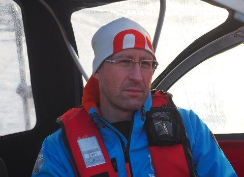 EN SVÆRT ALVORLIG HENDELSE: Regiondirektør i Grieg Seafood Finnmark, Vidar Aamo Nikolaisen sier at selskapet skal til bunns i denne saken.