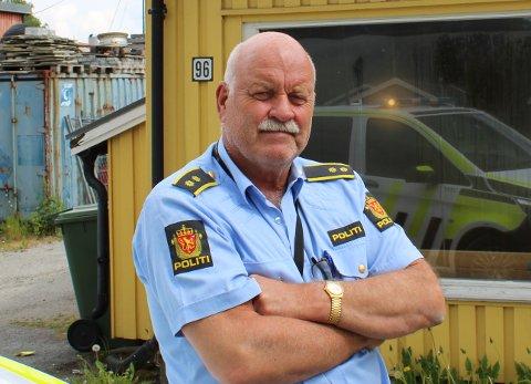 Trenger hjelp: Politikontakt Svein Engen mener forslaget til ny rusreform ikke hører noen steder hjemme. – Rusmisbrukere trenger hjelp, ikke avkriminalisering, sier han.