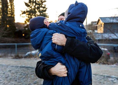 Øker med 84 kroner: Ved utgangen av fjoråret var det 670.000 mottakere av barnetrygd i Norge.