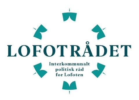 LOGO:  Slik ser den nye logoen ut som Lofotrådet nå har tatt i bruk.