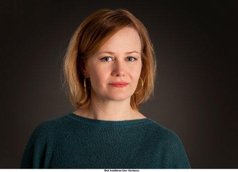 Sigrid Sollund kommer til Deichman Lambertseter