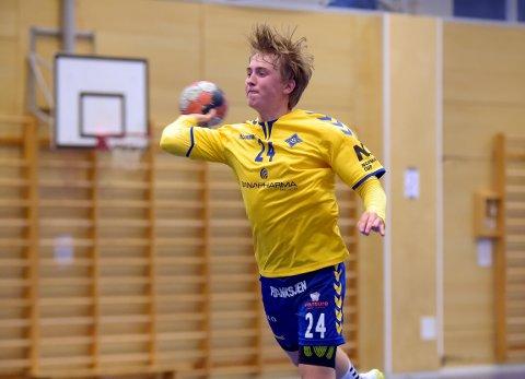 SKAL GRIPE SJANSEN: Christian Ekeberg scoret seks mål på syv skudd mot Kjelsås og håper å vise seg frem i eliteserien.