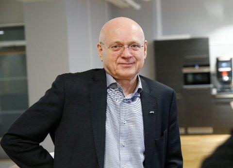 NYE LOKALKONTOR: Ansvarlig redaktør Bjørgulv Braanen i Klassekampen skal åpne kontor i Tromsø og på Vestlandet.