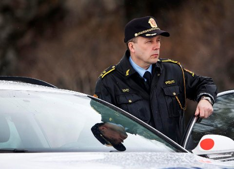 TRIST: Syv sjåfører mistet lappen i samme E6-kontroll onsdag. Trist, mener UP-sjef Geir Marthinsen.