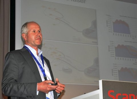 TIL VEIDNES UTEN RØR: Prosjektansvarlig i Statoil for bl.a. Johan Castberg Erik Strnd-Tellefsen.