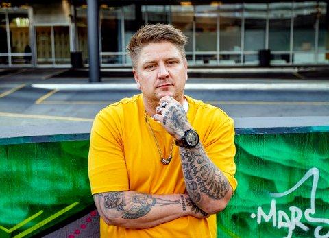 NYE TANKER: Steffen «Spira» Falch er ute med sitt fjerde album der han setter fingeren på hvordan livets opp- og nedturer kan fortone seg for noen hver.