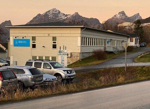 Hamarøy kommune tar grep for å forhindre ytterligere smitte. Foto: Øyvind A. Olsen