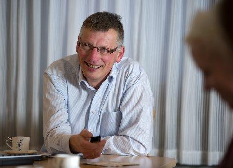 Banksjef Steinar Haugli i Sparebank 1 Ringerike Hadeland prioriterer unge med nyetablerte boliglån når renta nå settes ned.