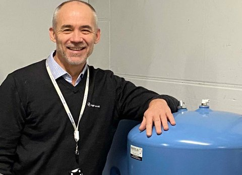 GRATIS: - Vi dekker kostnaden for utstyr og installasjon, sier prosjektleder Morten Sjaamo i Smartnett.