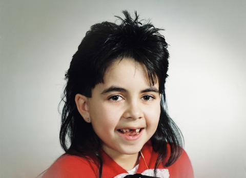 FORSVANT: Therese Johannessen var ni år gammel da hun forsvant fra Fjell 3. juli 1988.
