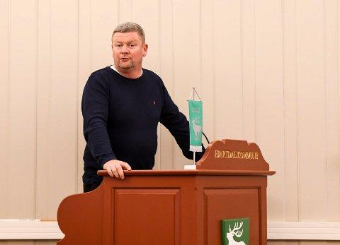 ØRVELLA: Audun Dølen (Ap) mener det bør lages en mulighetsstudie for Ørvella-området.