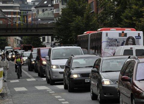 Krever liv: Luftforurensingen i byene krever hvert år nye menneskeliv. Formålet med Innosense er å bidra med høy tetthet av målinger for å kunne ta gode beslutninger knyttet til luftforurensning.