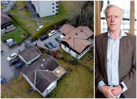 SIKTET: Tom Hagen er pågrepet og siktet for drapet på Anne-Elisabeth Hagen. Politiet utelukker ikke flere pågripelser.