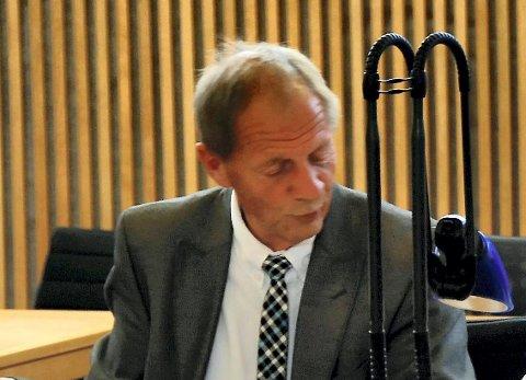HAR SKREVET KLAGEN: Advokat Steinar Arnesen i Tenden krever at reguleringsplanen for det nye sykehjemmet ikke iverksettes før klagen er avgjort.