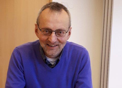 FELLES DUGNAD: Stabssjef og kommunalsjef for samfunn i Strand kommune, Jan Leland, oppfordrer folk til å begrense fritidsreiser og å holde seg i sin egen kommune.