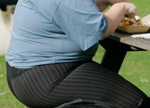 Britiske forskere avviser påstander om at fett kan ha en beskyttende effekt mot hjertesykdommer. Foto: AP/NTB scanpix