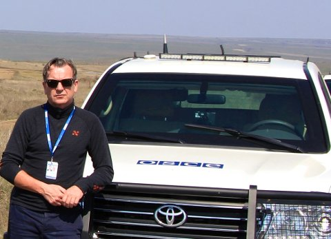 PENSJONIST: Freddy Skjenken fra Bodø er i dag veteran og pensjonist. Han har lang fartstid som soldat i utlandet og har totalt ervervet seg 22 medaljer fra Forsvaret.