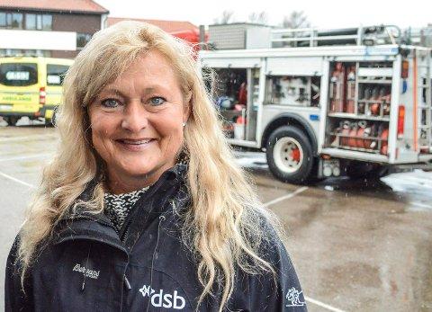 HAR SØKT DSB-JOBB: Anne Rygh Pedersen
