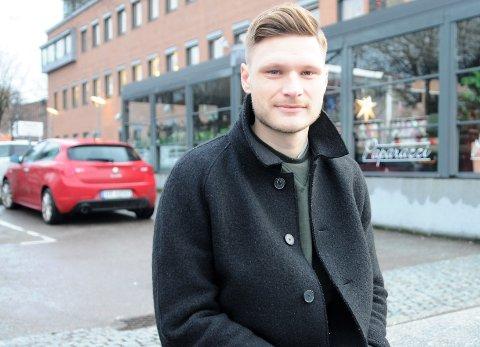 NY KLUBB: Benjamin Stokke har vært klubbløs siden nyttår. Nå er han nær en overgang til Mjøndalen.