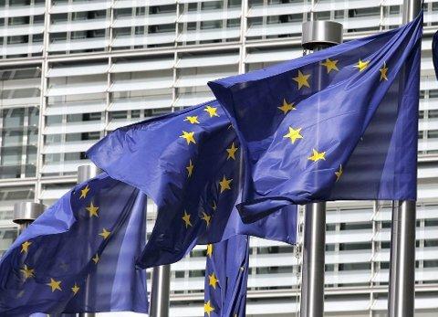 NEDTUR: EU har sett sine beste dager og er på nedtur. Nå knaker det i hele unionen, skriver forfatteren.