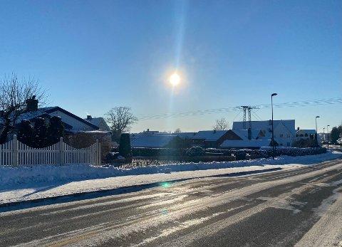 GODE FORHOLD: Vi får lave temperaturer og sol i neste uke. Været gir gode forhold til å gjøre mange morsomme vinteraktiviteter ute i kulden.