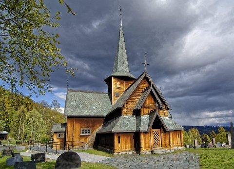 Hedalen stavkirke. Foto: Dagfinn Rasmussen
