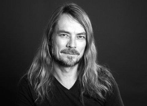 TIL FLAMMEN: På grunn av stor interesse er Peder Kjøs' foredrag på torsdag flyttet fra biblioteket til Flammen.