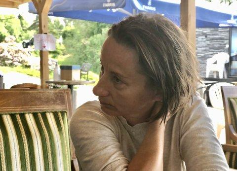 Nina Ossavy ville utforske hvem vi blir uten minner.