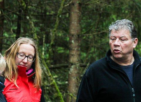 Gir seg ikke: MDGs Linda Byström fortsetter å minne Høyres ordfører Haktor Slåke om at førerløse busser bør testes i Drøbak. Foto: Staale Reier Guttormsen