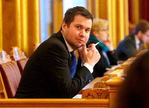 Geir Pollestad mener direktoratet går alt for lang i sin tolkning av regelverket - for å imøtekomme landbruksminister Sylvi Listhaug. Foto: Vidar Ruud / NTB scanpix