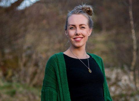 ENGASJERT: – Sokndal Venstre vil ut og møte folk. Vi gleder oss til å stå på stand og snakke med folk i kommunen, sier Liv-Ingrid Torkelsen.