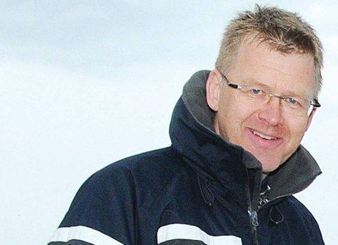 Høye G. Høyesen gikk på dagen fra MacGregor Norway 28. januar.