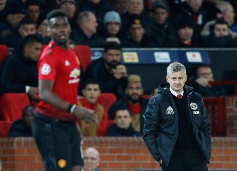 Ole Gunnar Solskjær og Manchester United fikk en kanonstart på sesongen med 4-0 seier hjemme mot Chelsea sist helg. I kveld venter en meget tøff bortekamp mot Wolves.  Foto: Erik Johansen / NTB scanpix