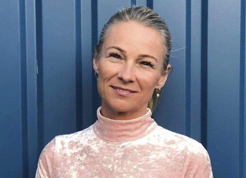 Marianne Werp er 3.-kandidat for Øvre Eiker Høyre.