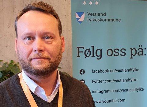 INNTAK: Høines seier at dei ikkje får avklart alt rundt byggklassane på Mo og Øyrane VGS, før tredje inntak er over.