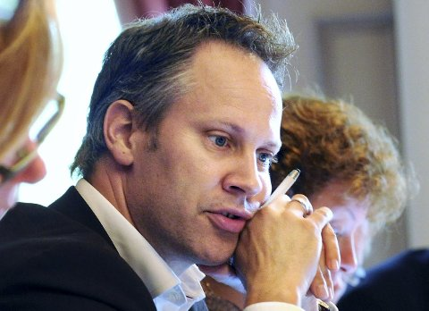 MØTER KRÅKERØY: Ordfører Jon-Ivar Nygård stiller på møtet med Kråkerøy torsdag.