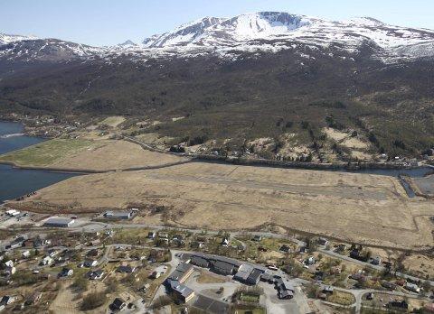 AVTALE? Kommunestyret i Narvik blir nå bedt om å ta stilling til en avtale som går ut på at Ballangsleira blir kjøpt tilbake fra det kanadiske selskapet Hive Blockchain.