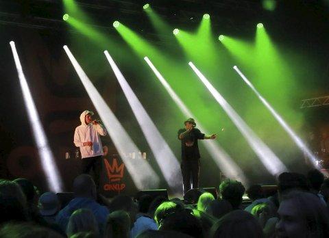 Ringvirkninger: Hvilke ringvirkninger kan vi høste av en filminnspilling eller en musikkfestival, slik som Haikjeften som gikk av stabelen 23. og 24. august i Narvik?Foto: Monia Buyle